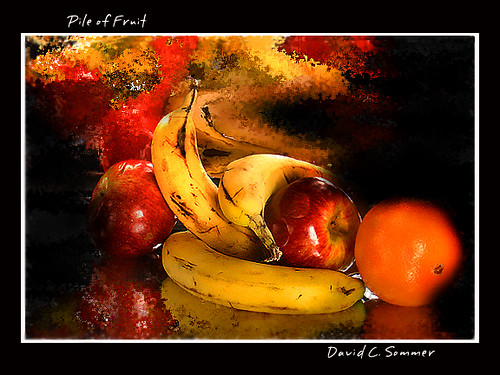 Pile of Fruit | by DaveSommerPhotos