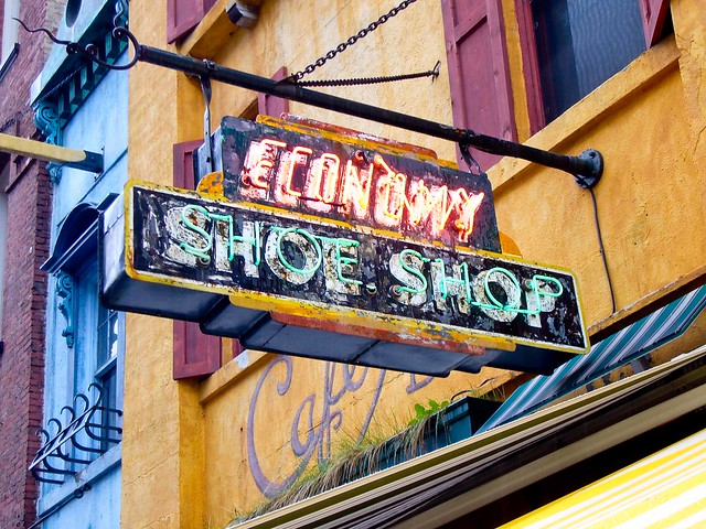 Economy Shoe Shop Halifax Brunch