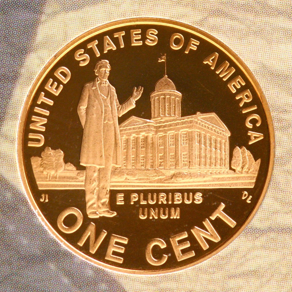 Lincoln In Illinois 2009 Proof Lincoln Cent To