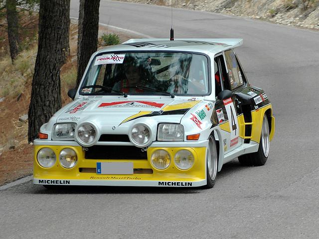 renault 5 turbo 2 kit maxi turbo rabiit flickr