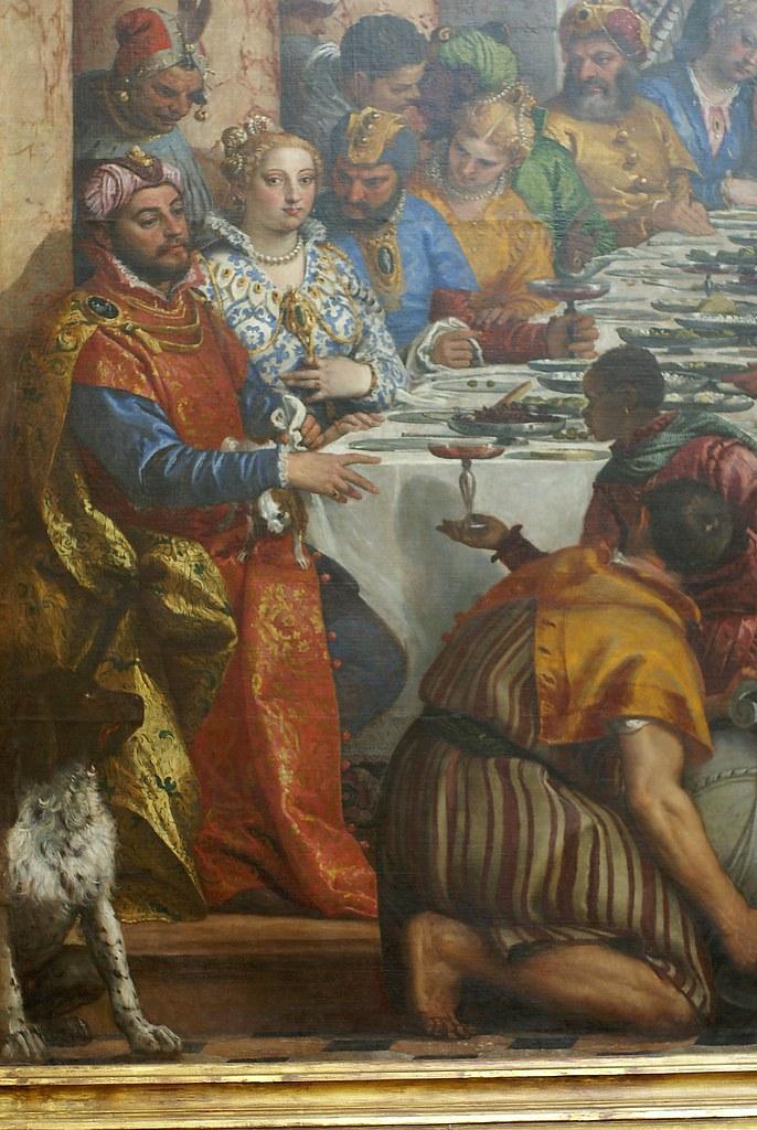 Paris Musee Du Louvre Hochzeit Zu Kana Von Paolo Verones Flickr