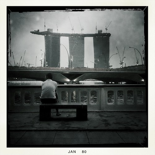 Rise of the IR, Marina Sands | by DONQUOTE