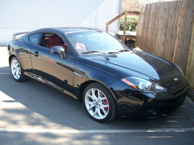 Good ... The Exterior Of The 2008 Hyundai Tiburon GT Coupe   Now Available At  Wholesale Inc.
