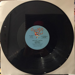 GRANDMASTER & MELLE MEL:WHITE LINES(DON'T DON'T DO IT)(RECORD SIDE-B)