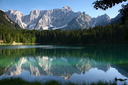 Lago di Fusine inferiore  Friuli Venezia Giulia, Italia Una…  Flickr