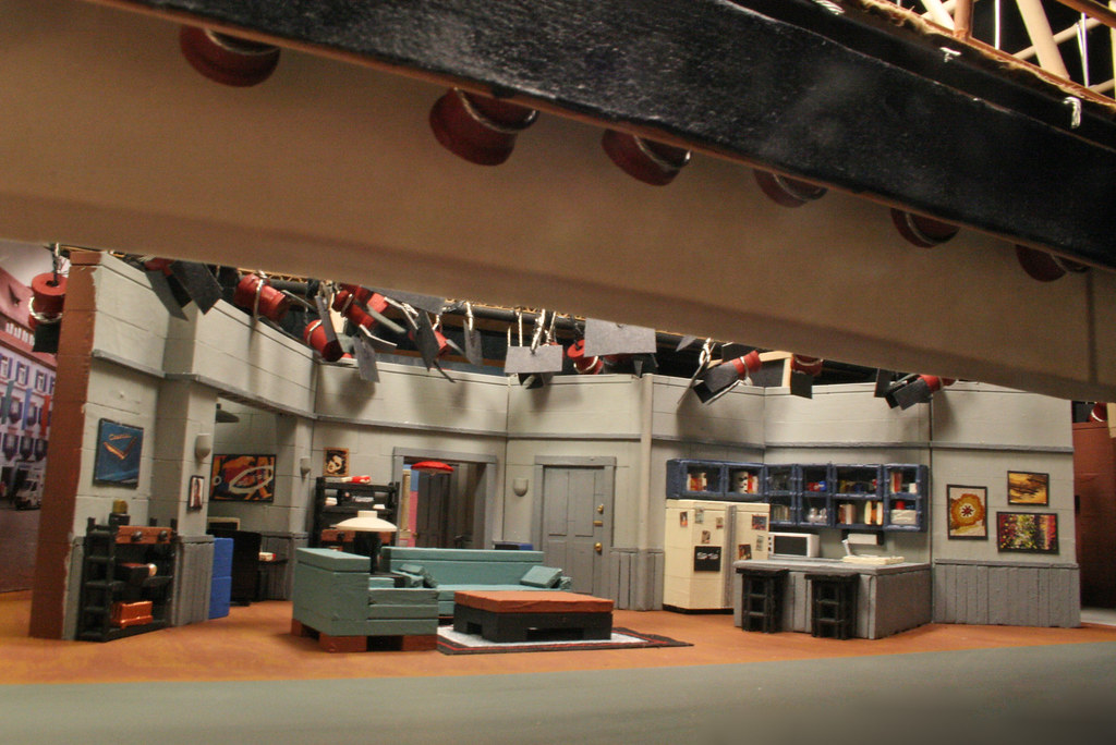 Seinfeld | All of my sets are for sale. onthesetflickr