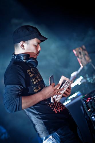 DJ Mitsu The Beats @ Dour Festival 2009 -58