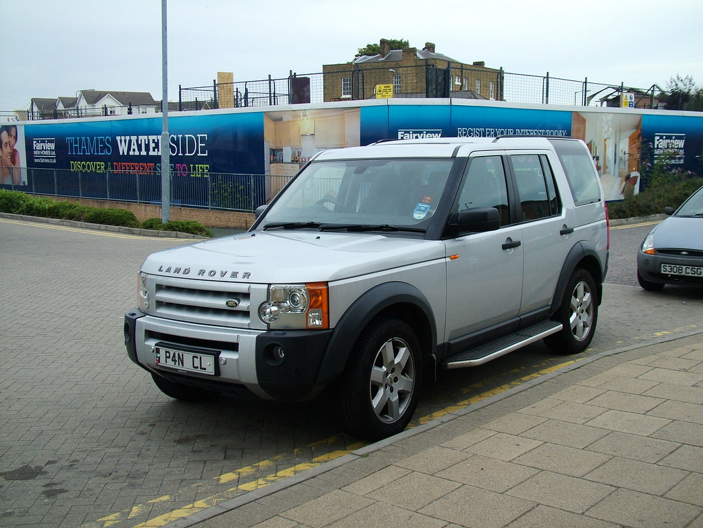 Lr3 Td6 Hse 2005 Land Rover Discovery 3 Td6 2720cc Hse