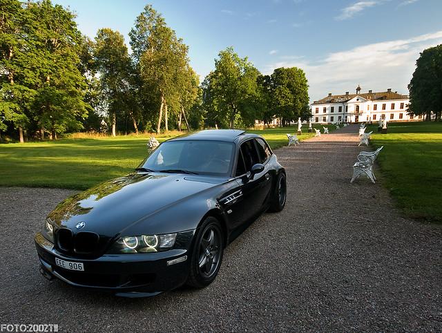 Z3 M Coupe Patrik Karlsson Flickr