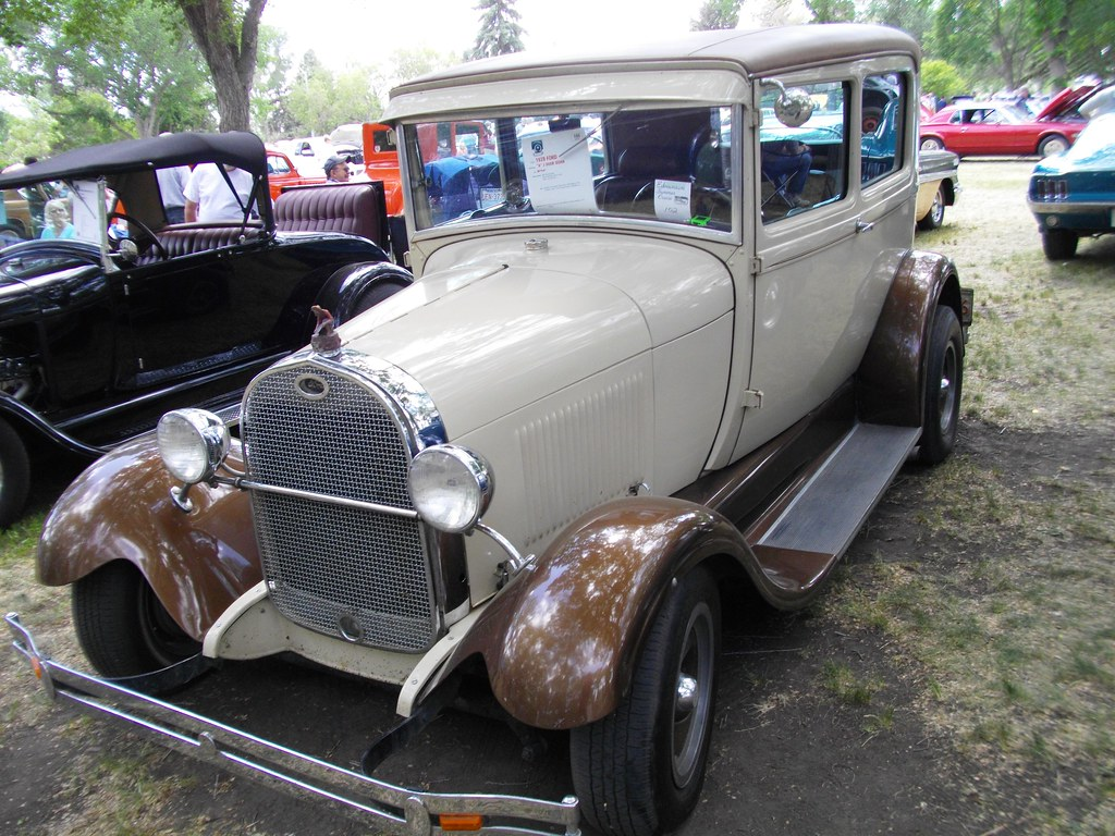 1928 ford a two door sedan 283 v8 automatic power for 1928 ford 2 door sedan