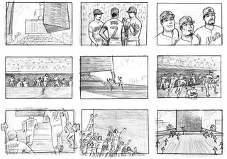 MLB ASG storyboard 02 | by j.albright