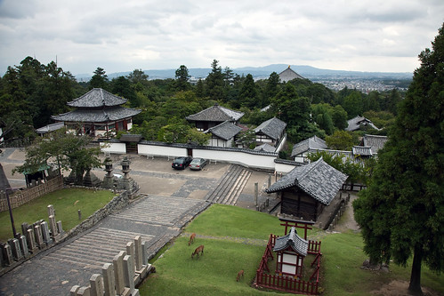how to get to nara from tokyo
