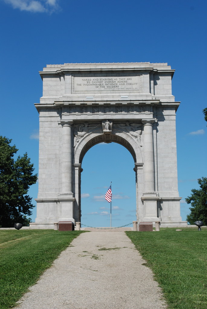 Valley Forge National Historical Park National Memorial Flickr