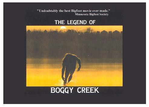 The Legend of Boggy Creek (Half-Sheet) 1973 | Chad | Flickr