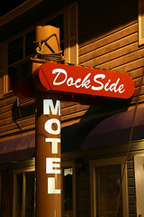 Dock Side Motel Signage | by MickiP65