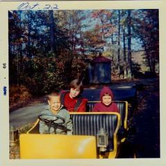 Doug, Donna, Mary Lou 10-22-66