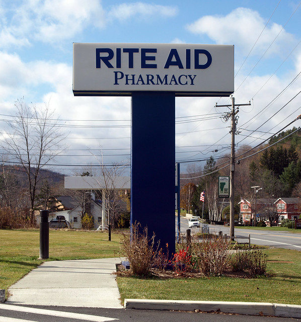 Rite Aid Sign Flickr Photo Sharing