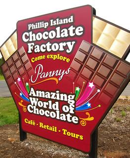 pannys amazing world of chocolate phillip island. Black Bedroom Furniture Sets. Home Design Ideas