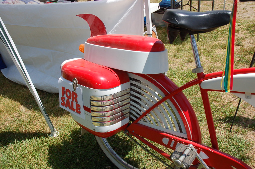 Pee Wee Herman Bike Replica You Can Fit A Hell Of A Lot