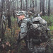 Conducting 360-degree security during Ranger training