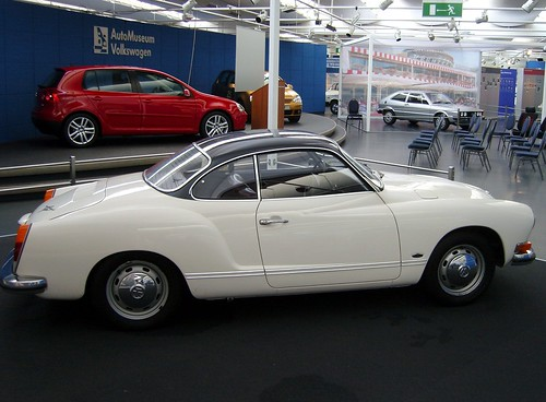VW Karmann Ghia  Typ 14 Bj. 1973 | by bayernernst