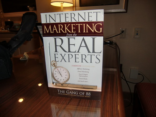 Internet Marketing from the Real Experts book | by Affiliate