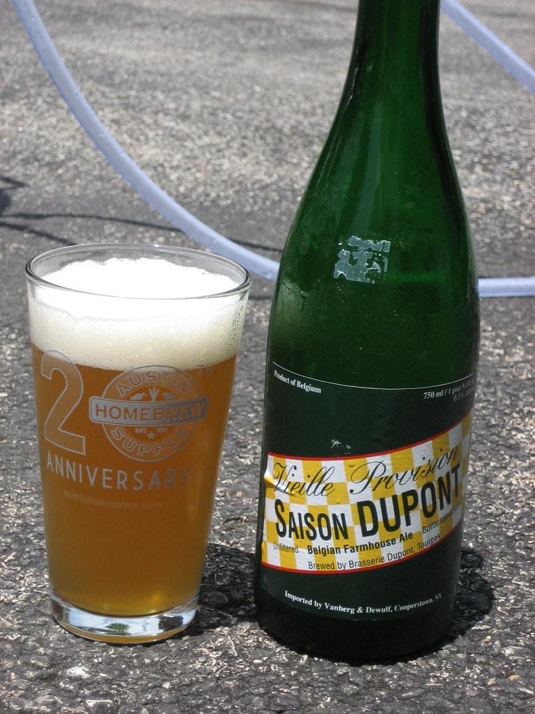 Saison Dupont Brasserie Dupont sprl Brewed by Brasserie D…