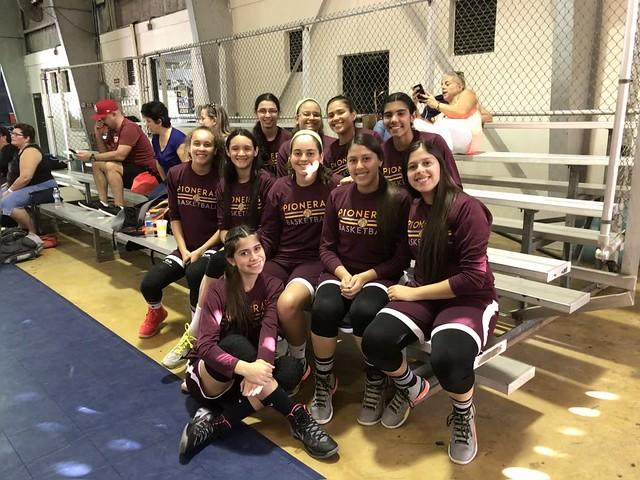Baloncesto: Beato vs Dorado Academy