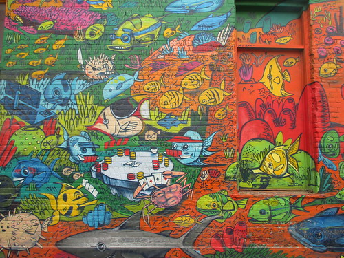 Graffiti Alley, Toronto (8)