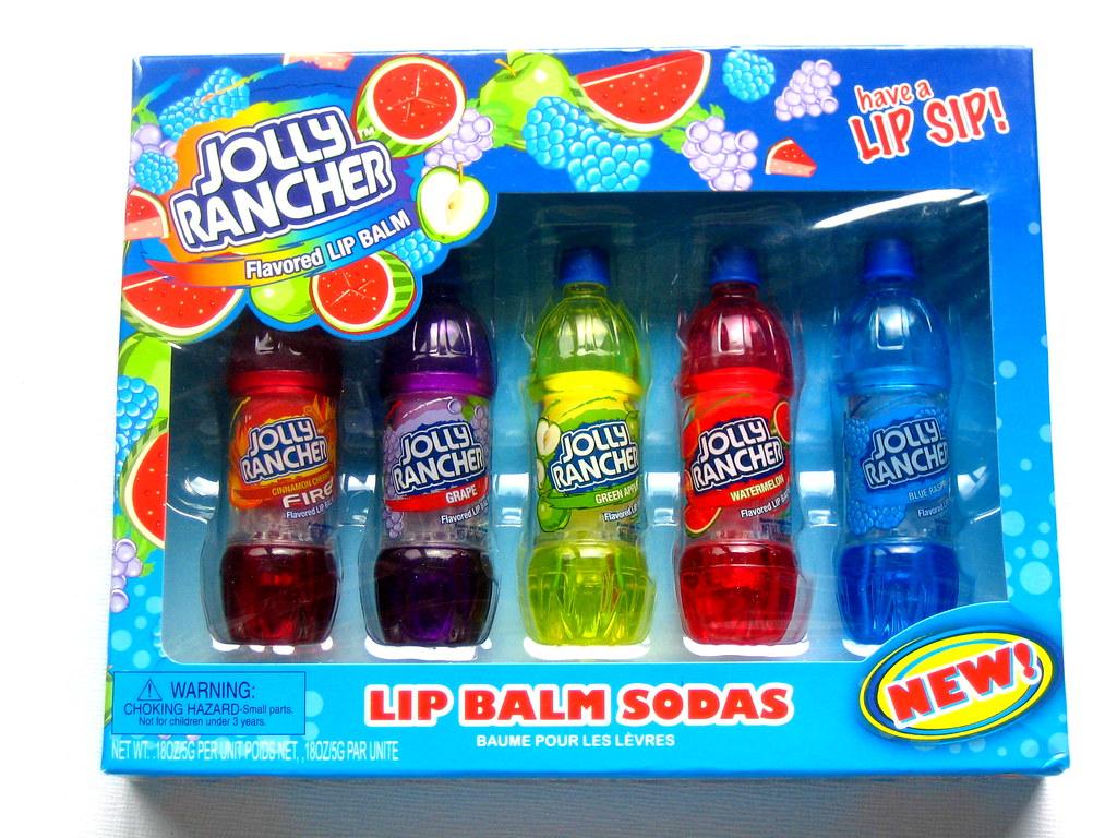 Jolly Rancher Lip Gloss Set Of 5