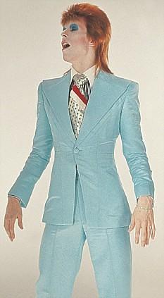 Bowie powder blue suit | b_grrrlie | Flickr