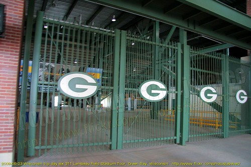 2009-05-23 Wisconsin trip day six 311 Lambeau Field Stadium Tour, Green Bay, Wisconsin | by Badger 23 / jezevec