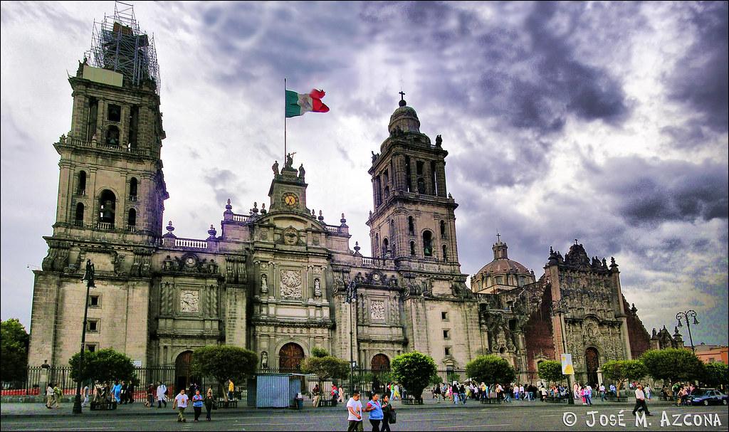 Resultado de imagen de catedral metropolitana ciudad de mexico