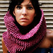 Purple Neck Scarf