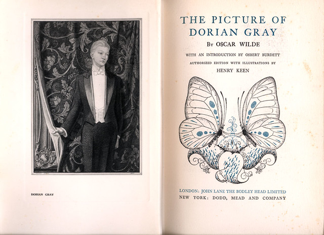 an analysis of the corruption through aestheticism in the picture of dorian gray by oscar wilde
