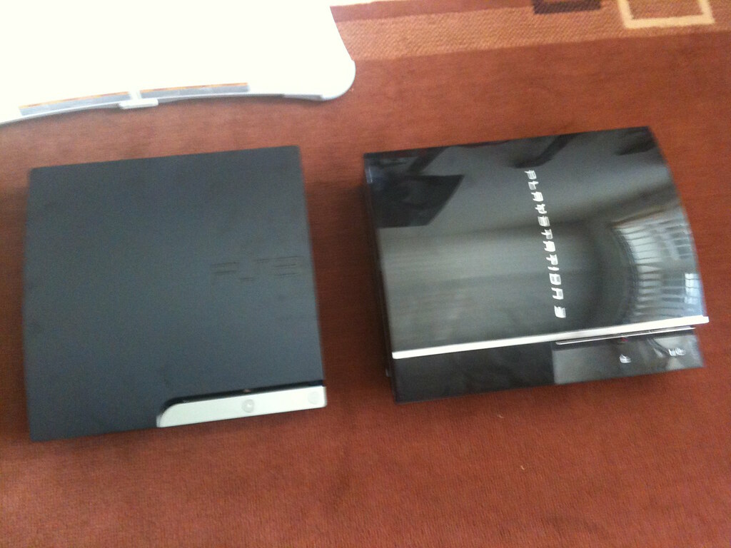 how to clean ps3 slim