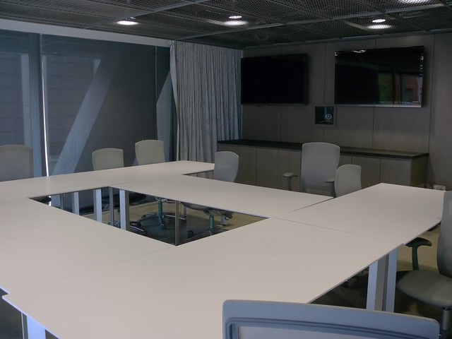Conference Room Seating Options