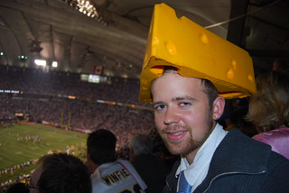 Tom the Cheesehead | by Bjorn Hanson