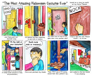 The greatest Halloween costume ever | by docpop
