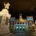 Plaza Mayor, Valladolid (Castilla y León), Spain HDR
