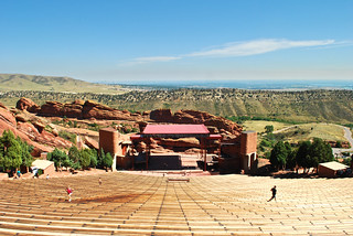 Red Rocks Amphitheatre | by quan ha