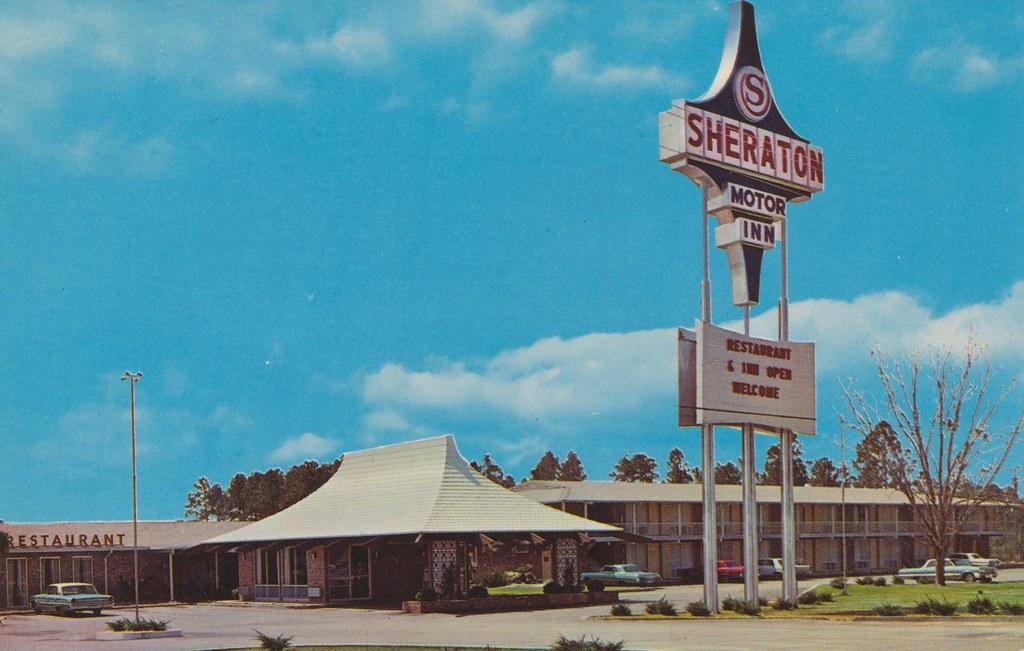 Sheraton Valdosta Motor Inn - Valdosta, Georgia