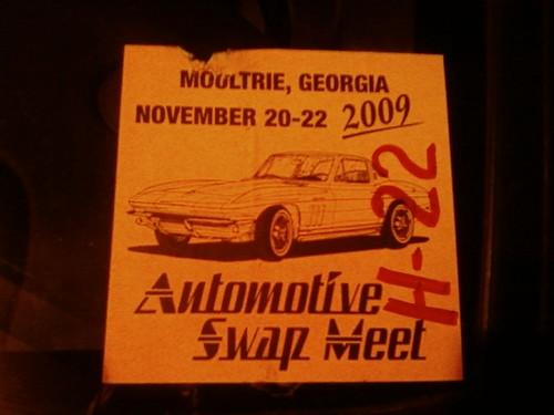 swap meet in georgia 2013