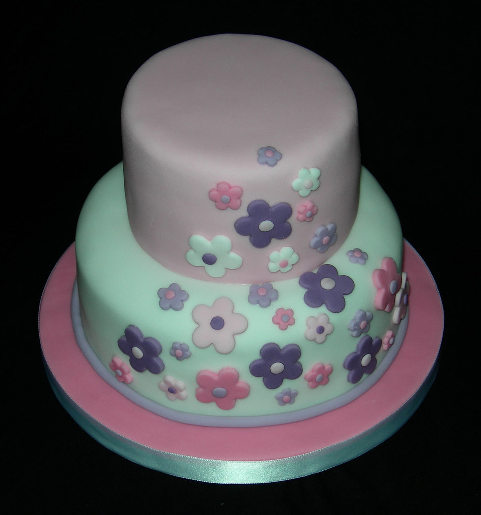 Layer Birthday Cake Images