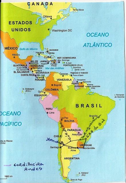 Worksheet. Mapa poltico da Amrica  Mapa do continente americano com  Flickr
