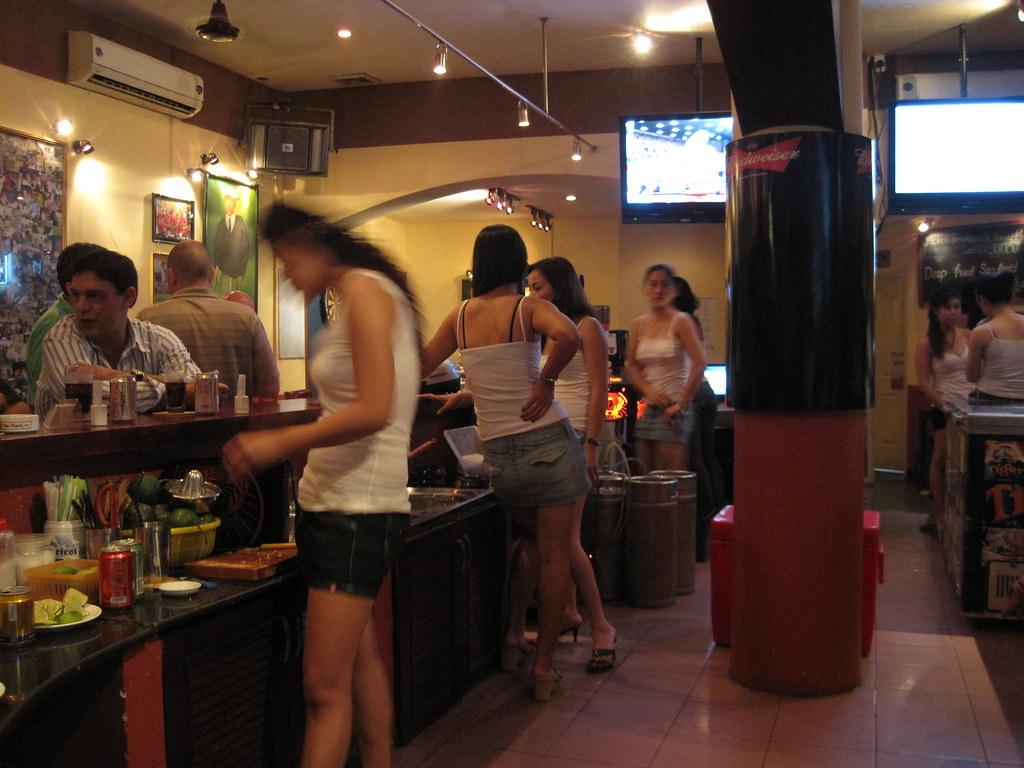 Strip bar in ho chi minh city