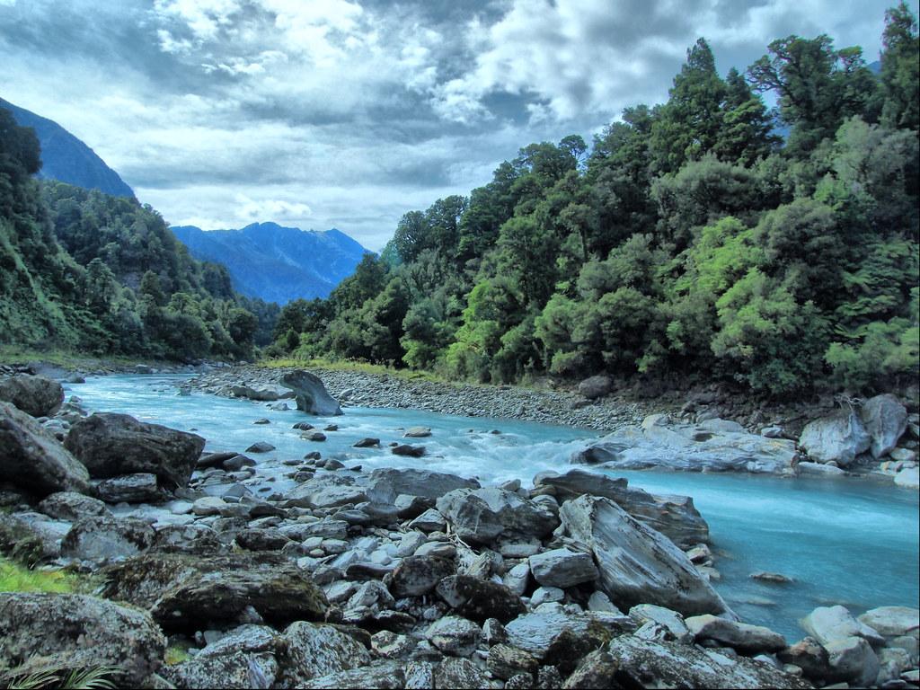 Copland Track Isla Sur Nueva Zelanda