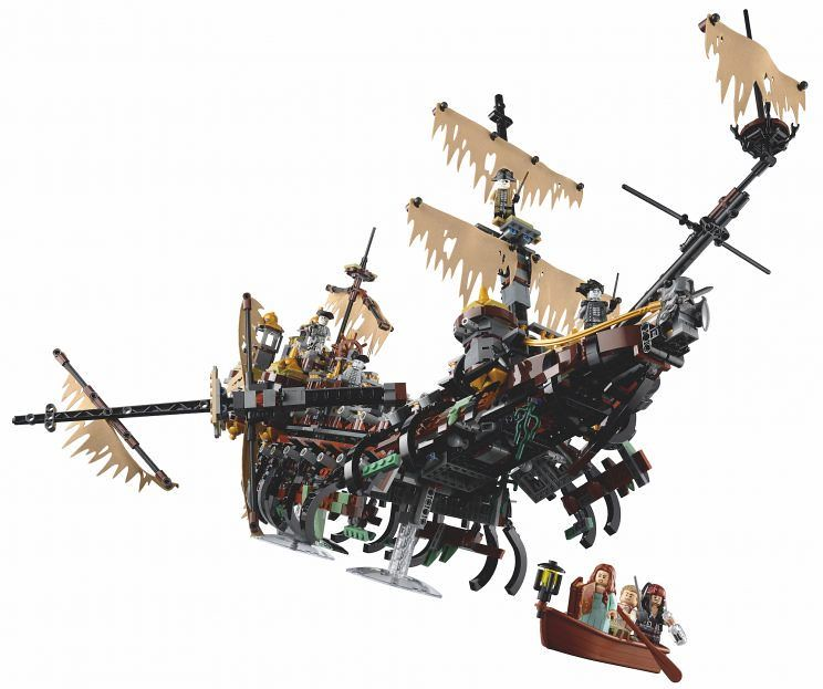 LEGO 71042: Pirates of the Caribbean - The Silent Mary