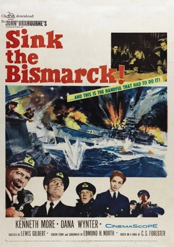 Sink the Bismarck! - Poster 7