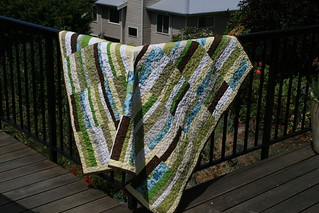 Garden quilt | by Shiners view